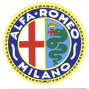 「アルファロメオ マーク」の画像検索結果